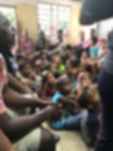 Kids club Habana