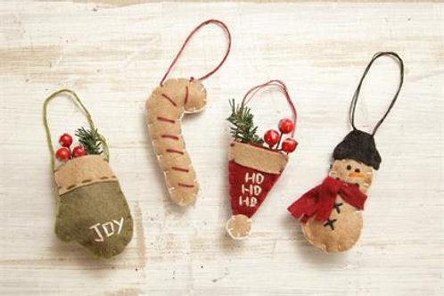 Ornaments- Mini Tree Ornaments