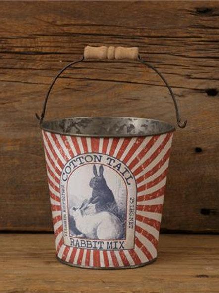 Cotton Tail Bucket (2Pk)