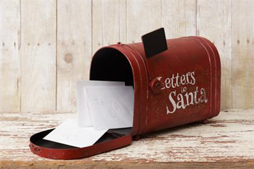 Mailbox - Letters To Santa