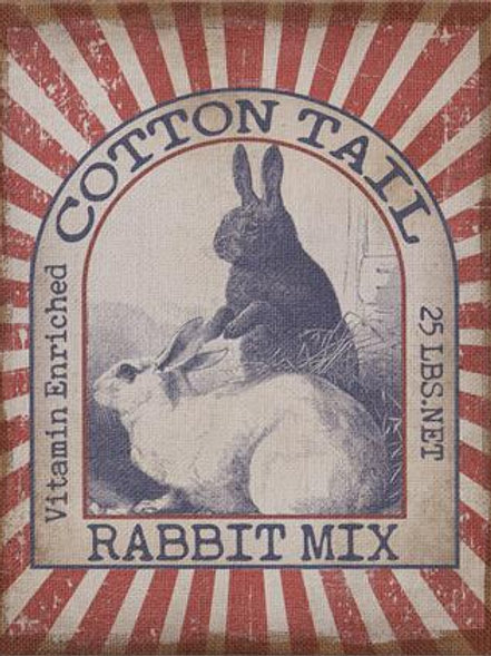 Cotton Tail Sign