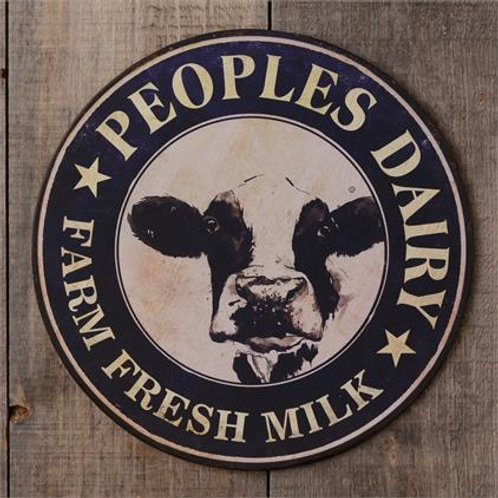 Farm Fresh Milk - Sign