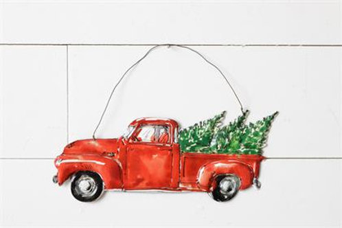 Truck with Trees (Pk 2)