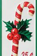 Hand Rolled Candy Canes - Sign