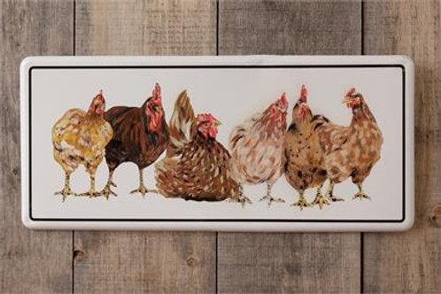 Chickens Sign