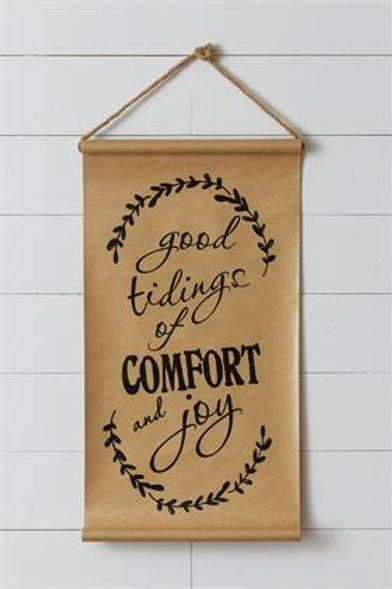 Scroll - Good Tidings Of Comfort And Joy
