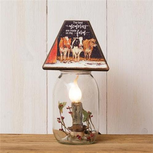 Electric Jar Light - The Best Memories