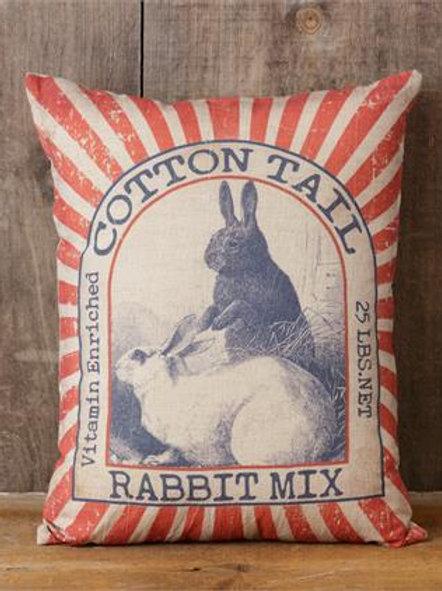Cotton Tail Pillow