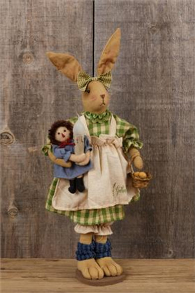 Bunny with Doll