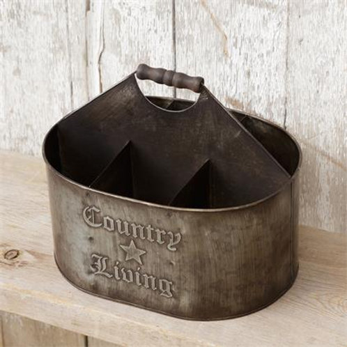 Country Living Divided Tin