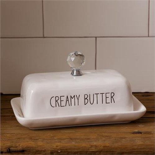 Creamy Butter - Butter Dish