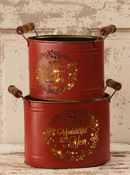 Buckets - The Most Wonderful Time Of The Year