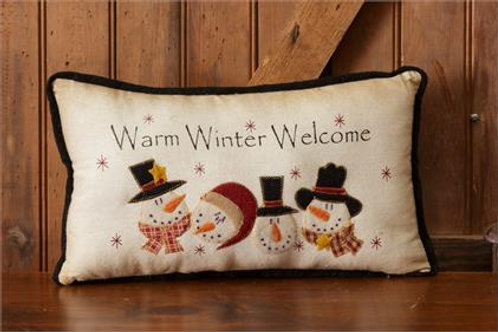 Pillow - Warm Winter Welcome