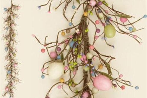 Large Easter Garland