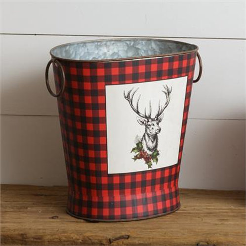 Perfectly Plaid - Bucket