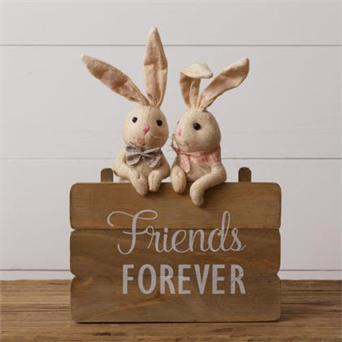 Friends Forever Bunnies