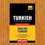 Turkish Vocabulary