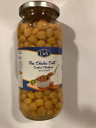 Pois chiches bocal 540g