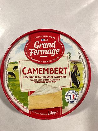 Camembert grand fermage