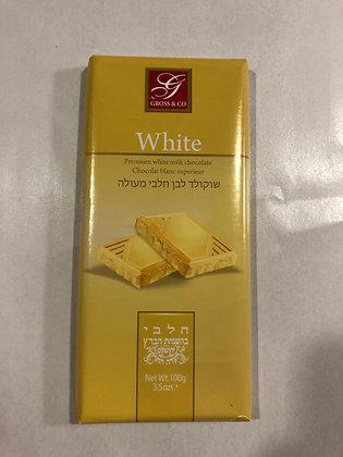Chocolat blanc - gross & co