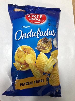 Chips ondulas