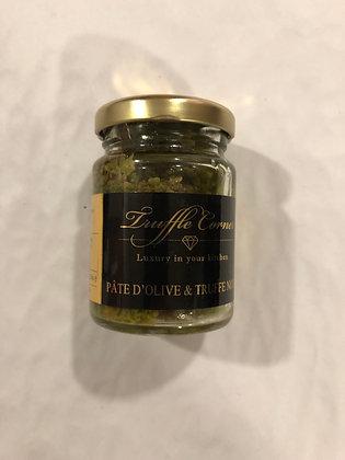 Olives et truffes