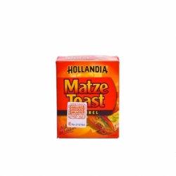 mini toast matza