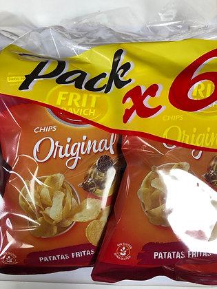 Chips 6*30g