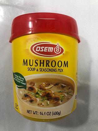Consome ( marakoff) champignons