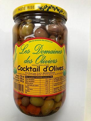 Cocktail d olives