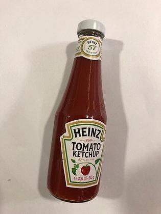 Heinz ketchup verre 342g
