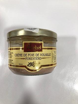Crème forestière (pessah )