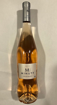 Vin rosé Minuty