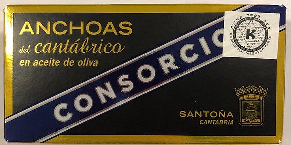 Anchois consorcio - édition spéciale