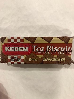 Tea biscuits chocolat