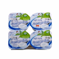 fromage blanc ( frais ) 4*100g
