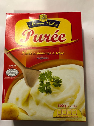 Puree sharon valley 500g