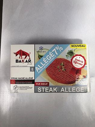 Steak haché bakar / halak ( pessah )