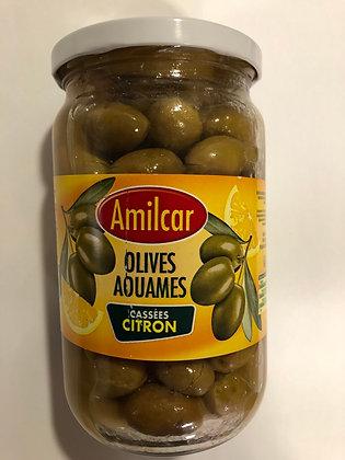 Olives aouames citron