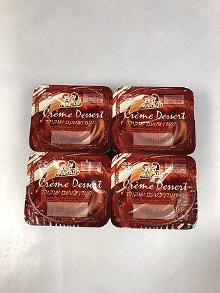 Creme dessert choco
