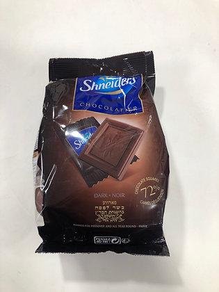 Chocolat noir Shnedeirs casher pessah