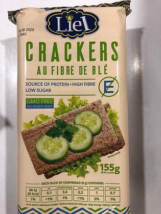 Crackers fibre
