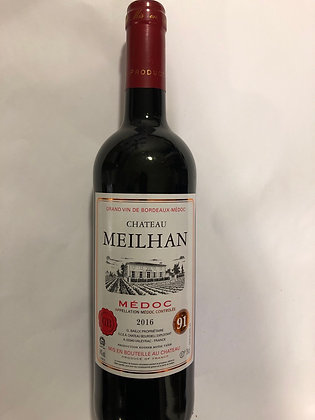 Chateau meilhan ( medoc )