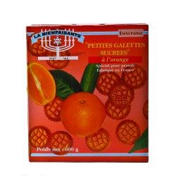 galettes rondes a l orange