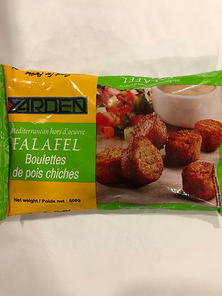 Falafel surg