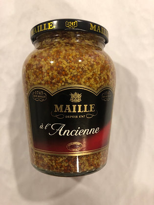 moutarde a  l ancienne maille