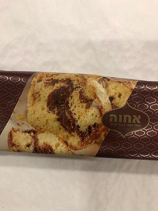 Cake chocolat marbré
