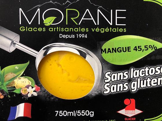 Glace mangue