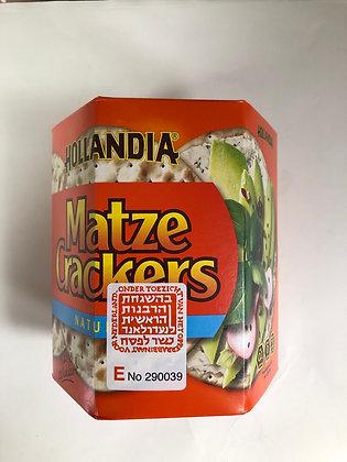 Matza crackers