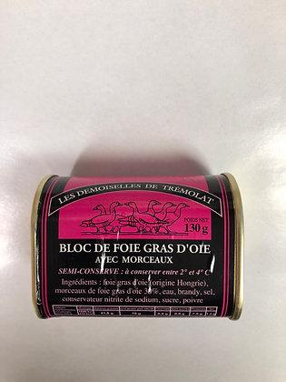 Bloc foie gras - pessah